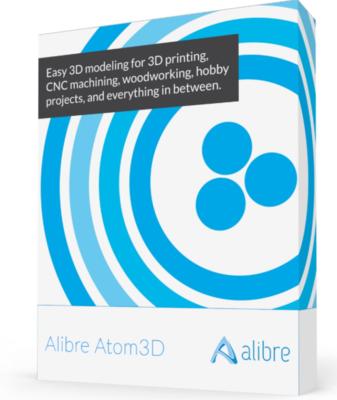 Alibre Atom3D CAD Design Program