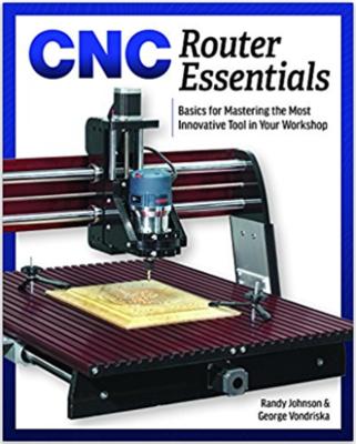 CNC ROUTER ESSENTIALS BOOK