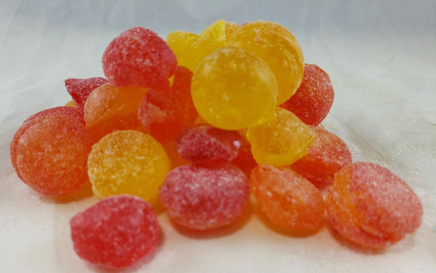 Peach Old-Fashioned Hard Candy