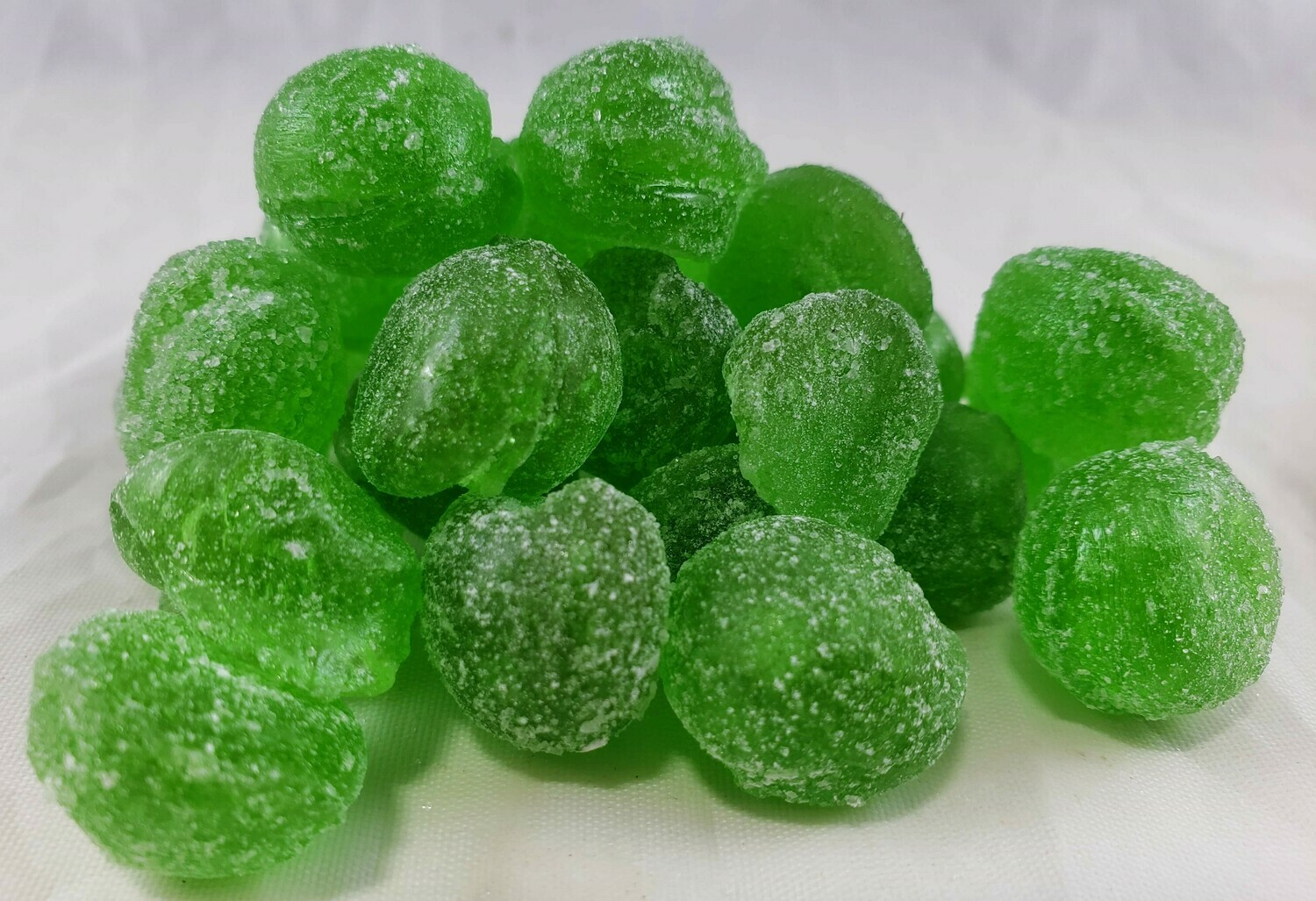 Sour Apple Old-Fashioned Hard Candy