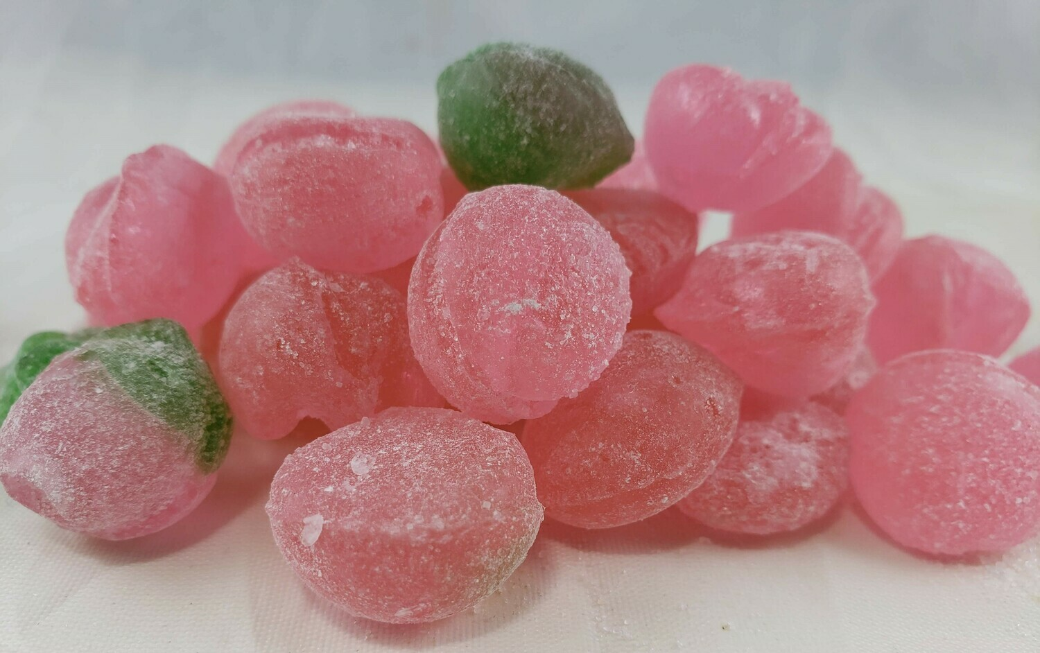 Watermelon Old-Fashioned Hard Candy