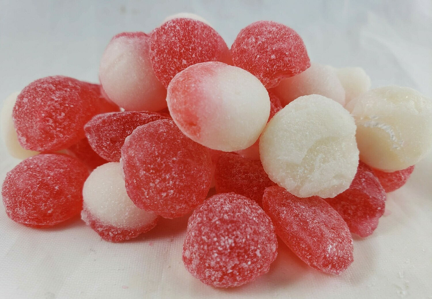 Peppermint Old-Fashioned Hard Candy