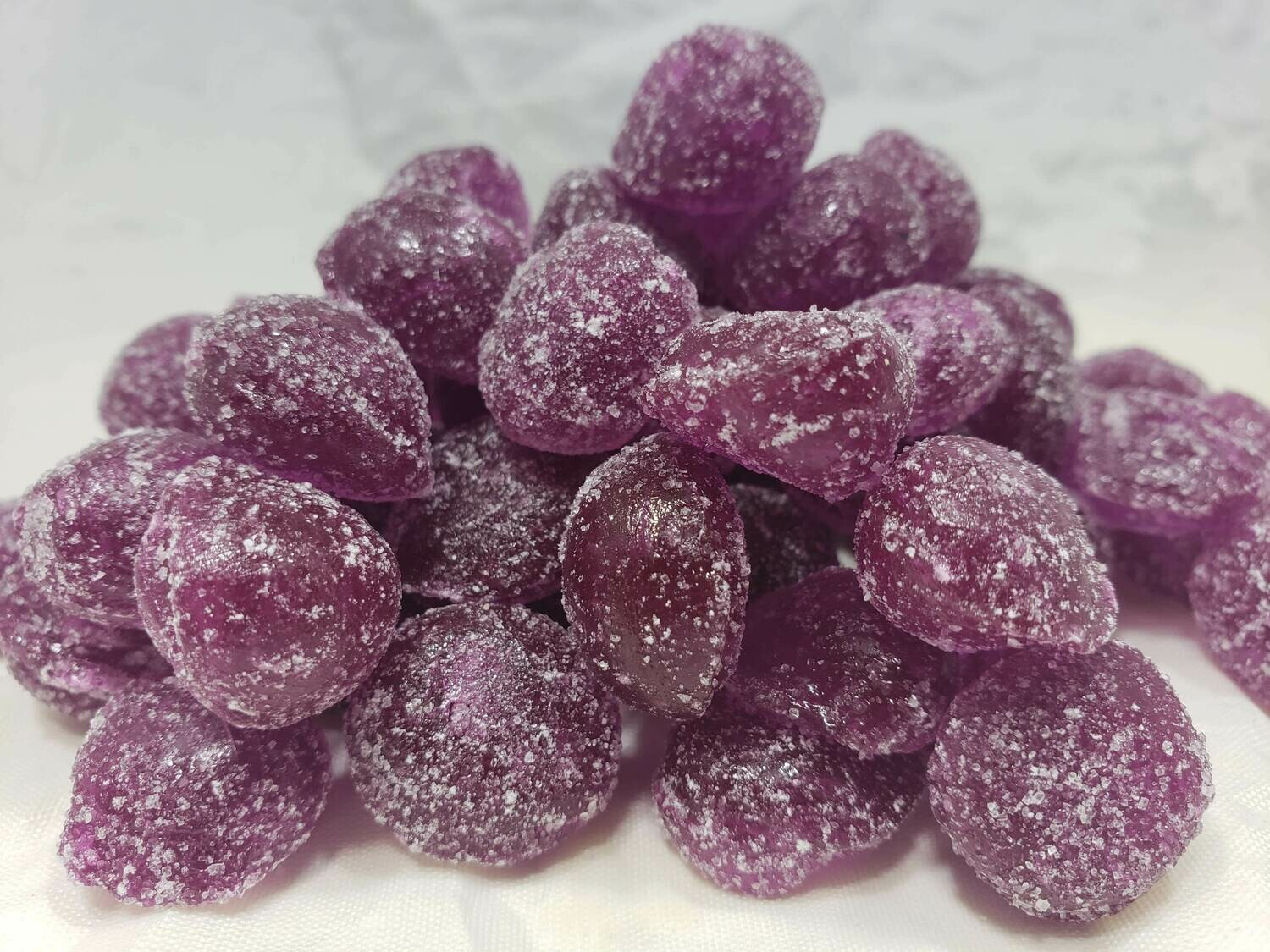 Huckleberry Old-Fashioned Hard Candy