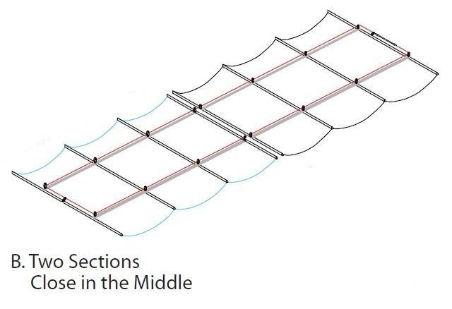 Split Section