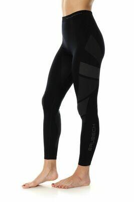 BRUBECK Dry fekete aláöltő nadrág női