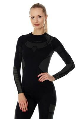BRUBECK Dry fekete aláöltő felső női