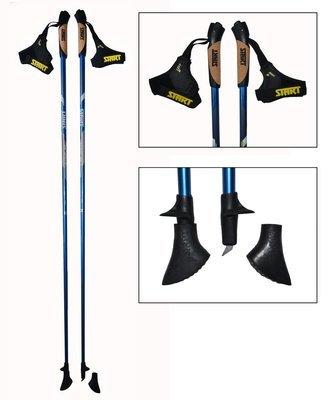 START core nordic walking bot kék