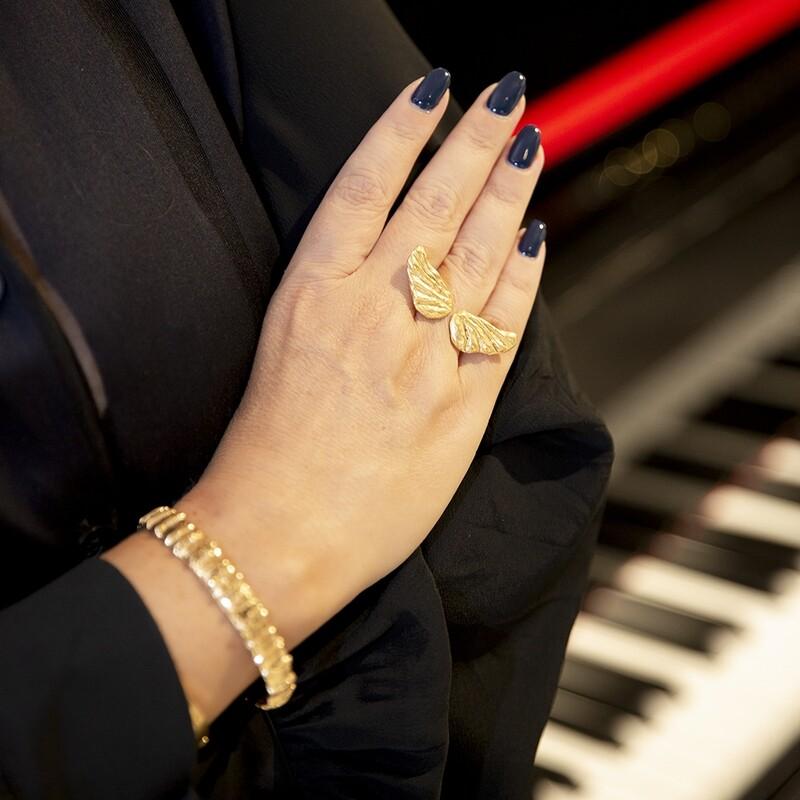 Anello Ali - Giulia Barela Jewelry