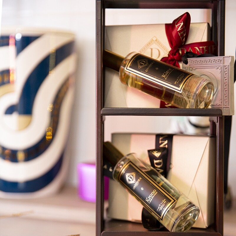 Pietra profumata per ambienti e biancheria - Kessence Boutique
