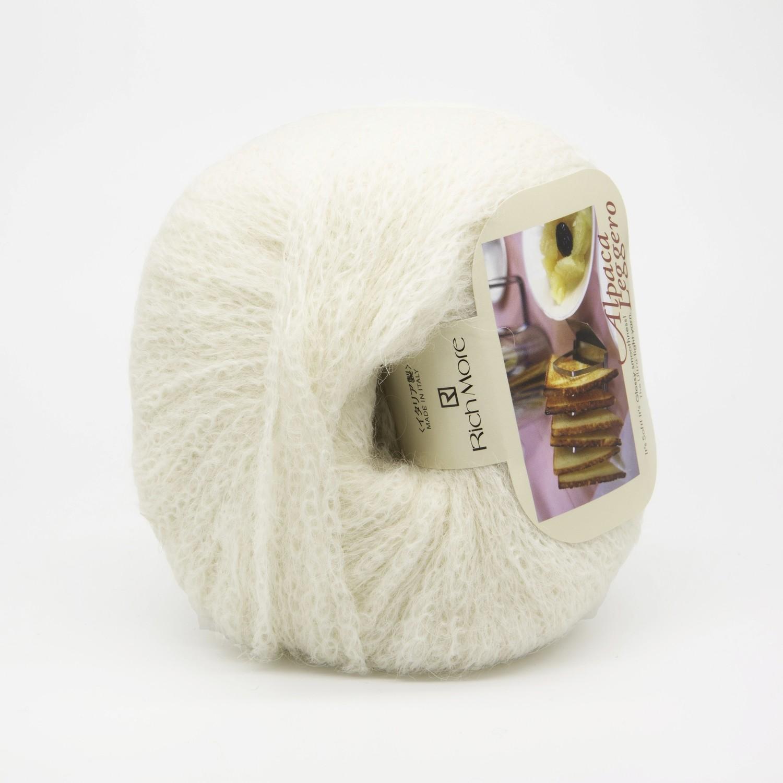 alpaca leggero белый 01