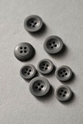 пуговицы corozo grey 18 мм