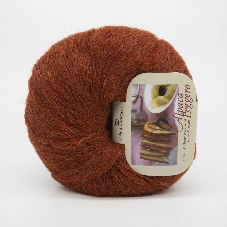 NEW! alpaca leggero теплый красный 13