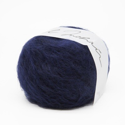 wool mohair синий 10