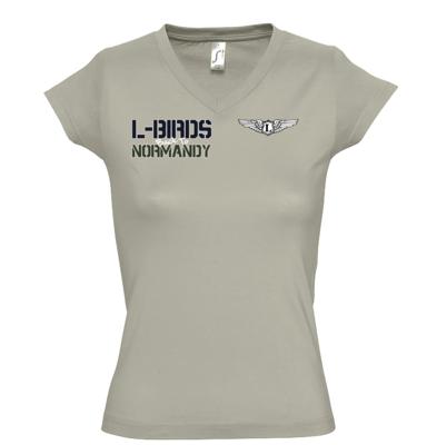 T-Shirt L-Birds Ladies
