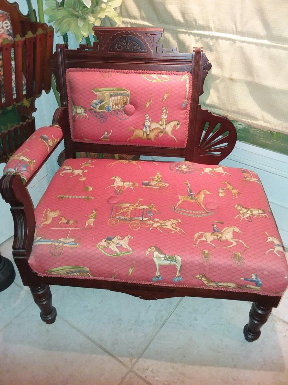 Chair East Lake Period