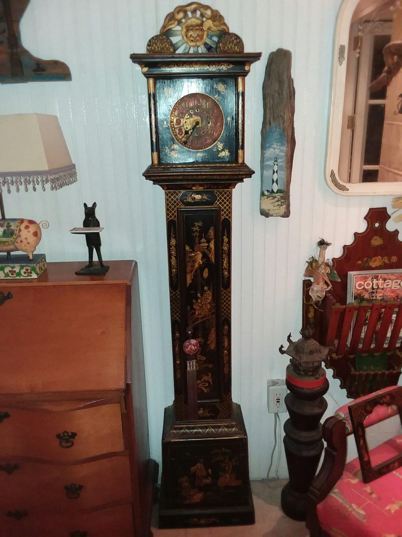 Rare Grandmother Clock