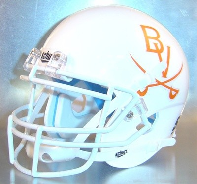 Arlington Bowie Volunteers HS 2013-2014 (TX) (mini-helmet)