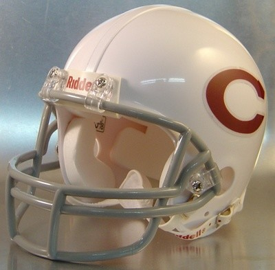 Beaumont Central Jaguars HS 1986 (TX) (mini-helmet)
