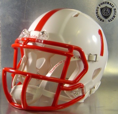 Bellaire Cardinals HS 2014-2015 HS (TX) (mini-helmet)