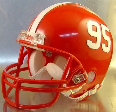 Bridge City Cardinals HS 1992-1994 (TX) (mini-helmet)