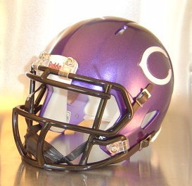 Canyon Eagles HS 2012 (TX) (mini-helmet)