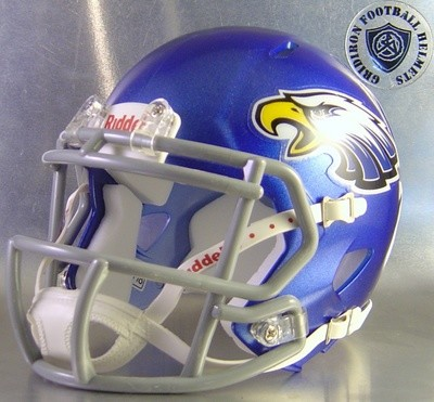 Castle Hills First Baptist Eagles HS 2013-2015 (TX) (mini-helmet)