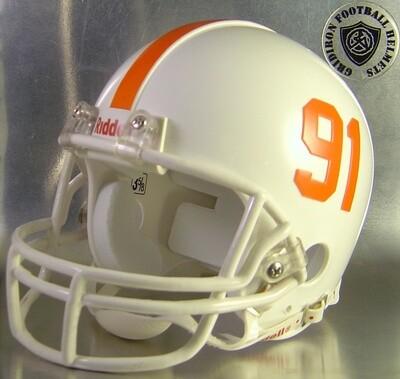 Celina Bobcats HS 1988-1991 (TX) (mini-helmet)