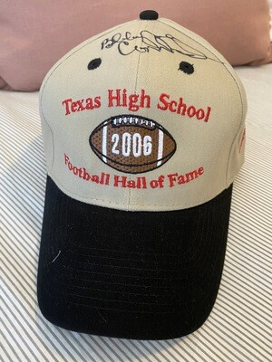 Bobby Joe Conrad - Signed Hat 2006 Hall of Fame Inductee