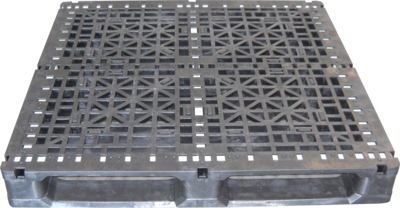 P48 - HD Pallet 48x48 with 5 rods