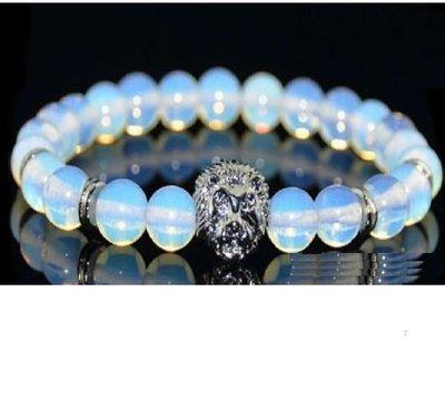Nature Blue Stone Bracelet