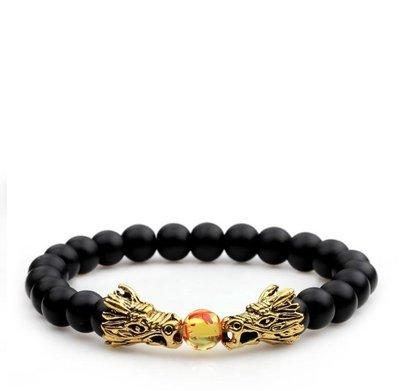 Dragon Bead Bracelet