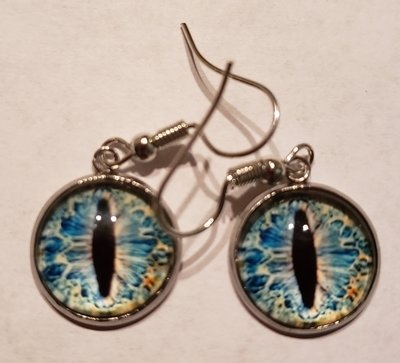 Ice Blue Crystal Eye  Earnings