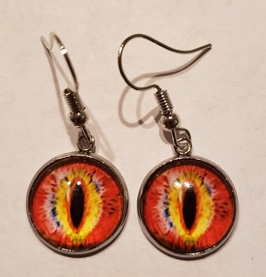 Red/Yellow Crystal Eye  Earnings