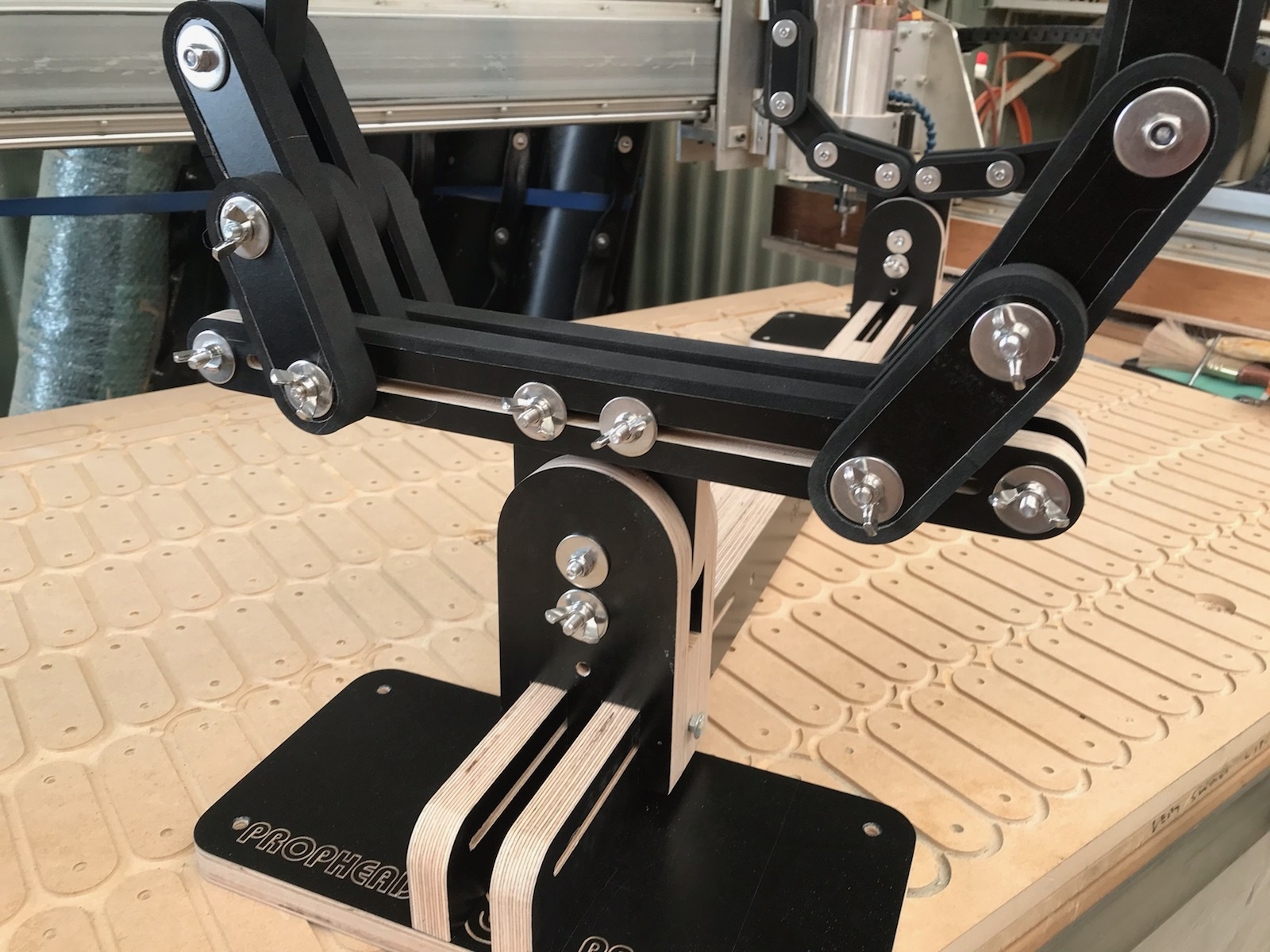 Benchtop Support HD Version