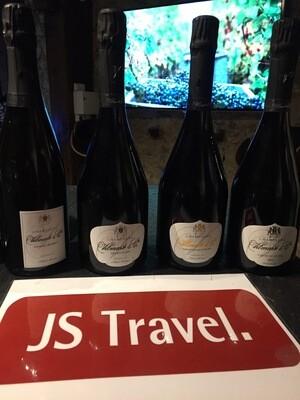 Champagne & Chablis  5.11.-8.11.2020 TULOSSA!