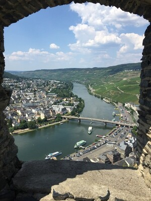 Mosel ja Pfalz 29.10.-1.11.2020 Tulossa julkaisuun. Viivästys johtuu koronakriisistä.
