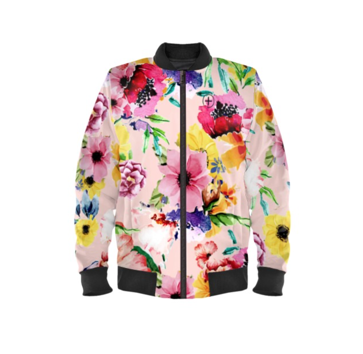 Giacca Bomber FLOWERS