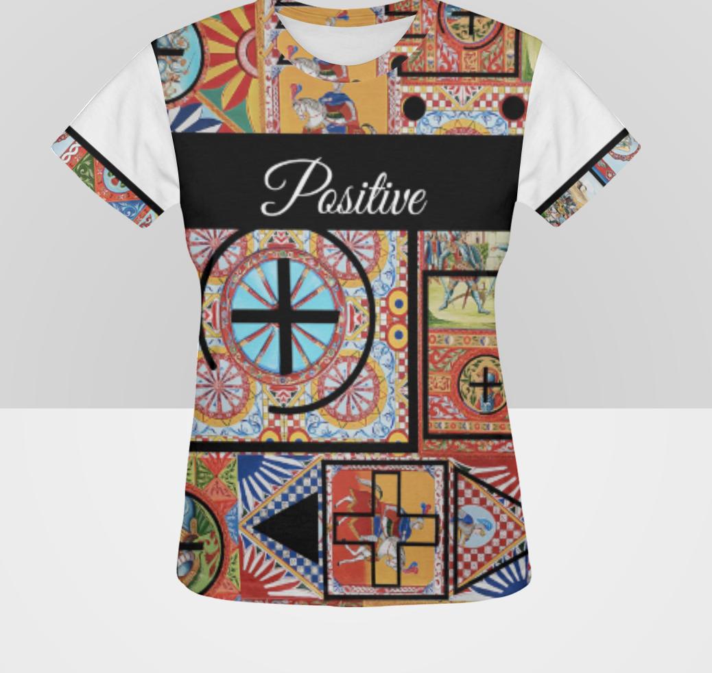 T-shirt SICILIAN - Limited Edt. Donna