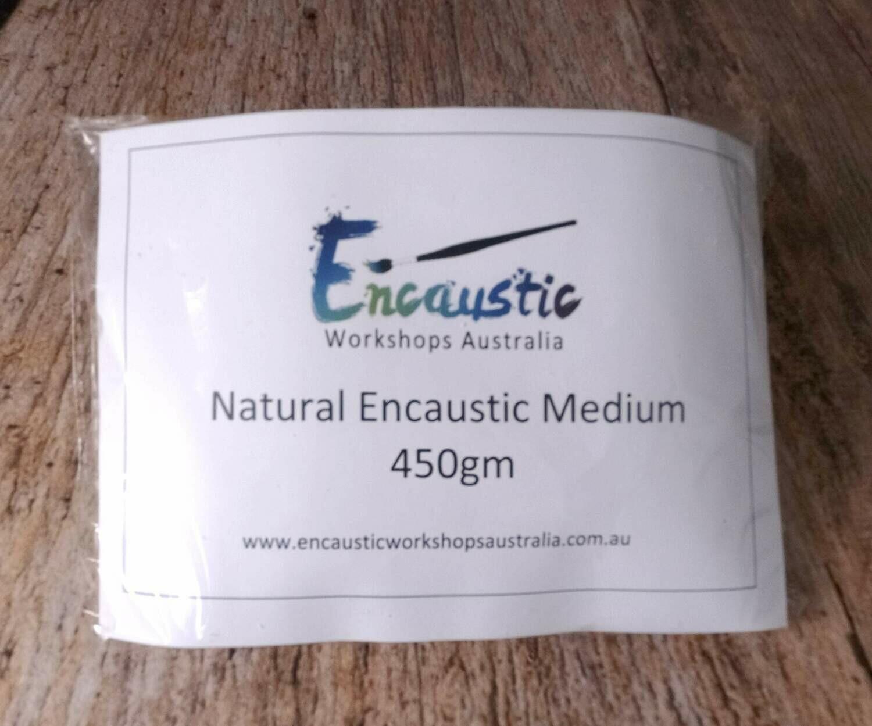 Encaustic Medium Natural Cubes  1800gms (4 Bags)