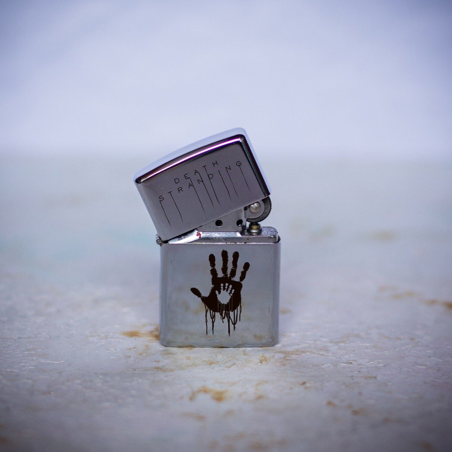 Death Stranding lighter / Sam Porter Bridges