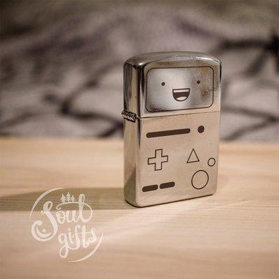 Adventure Time lighter / BMO