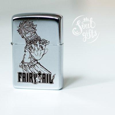 Fairy Tail lighter / Natsu Dragneel / Erza Scarlet