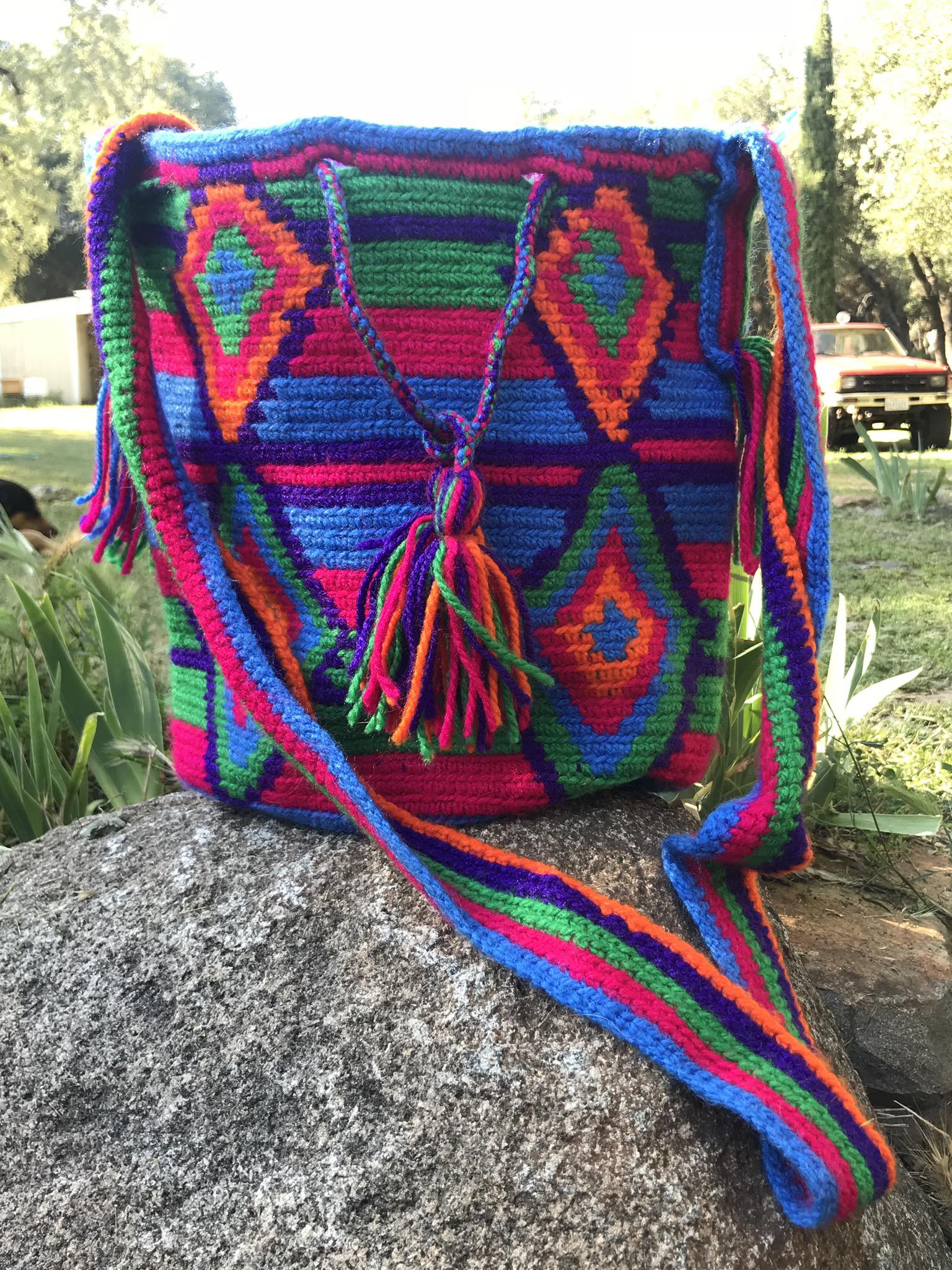 Large Mochilla Bag 00072