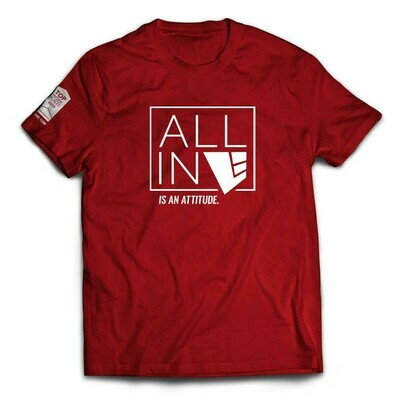 ALL IN Short-sleeve Tee