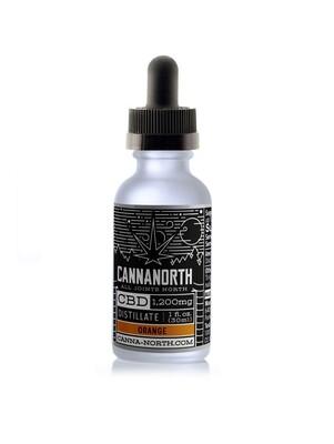 CannaNorth | Orange | 1200MG