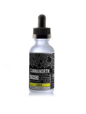 CannaNorth | Lemon | 1200MG