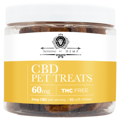 Nothing But Hemp | Pet Treats | K-9 Soft Chews