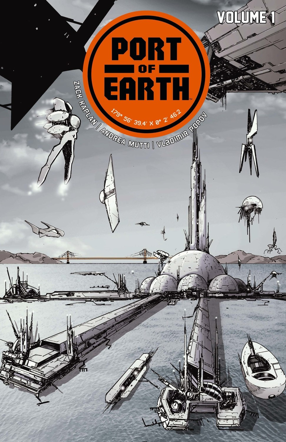 Port of Earth ESA Bundle