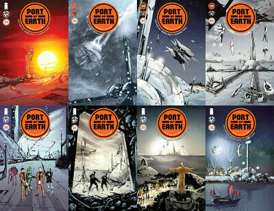 Port of Earth Bundle #1-8