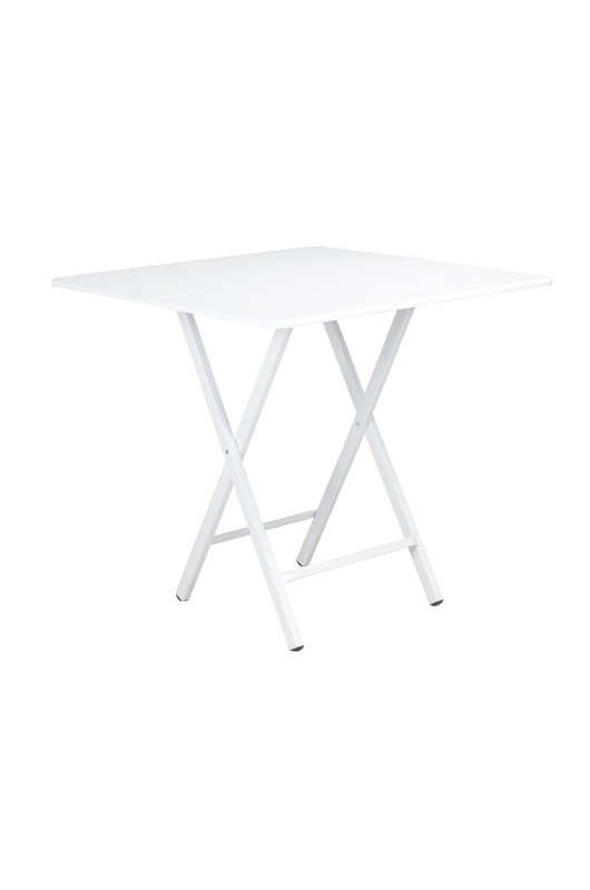 Foldable Table (Boot Square White)
